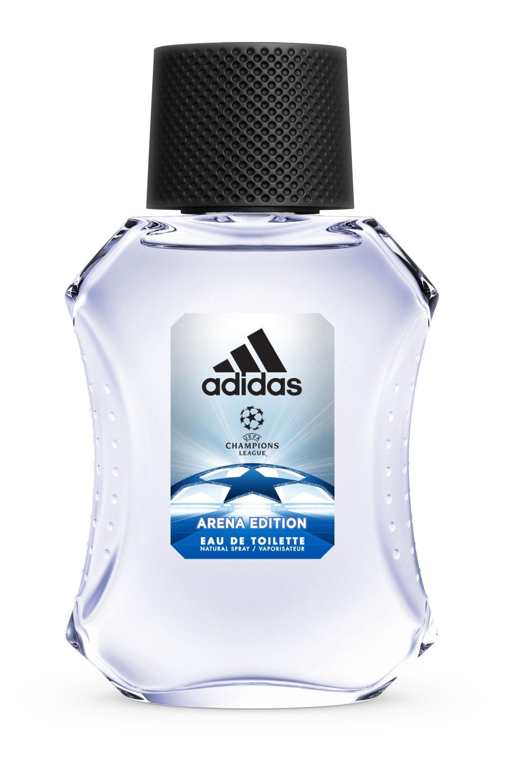 Парфюмерия Adidas купить в Москве в интернетмагазине