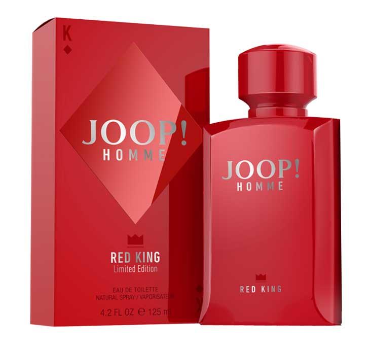 joop homme red king joop cologne a new fragrance for men 2016. Black Bedroom Furniture Sets. Home Design Ideas