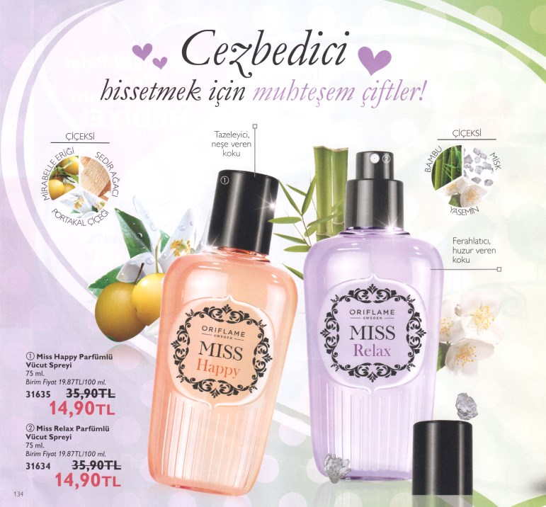 Miss relax oriflame perfume a new fragrance for women 2015 miss relax oriflame for women pictures stopboris Choice Image