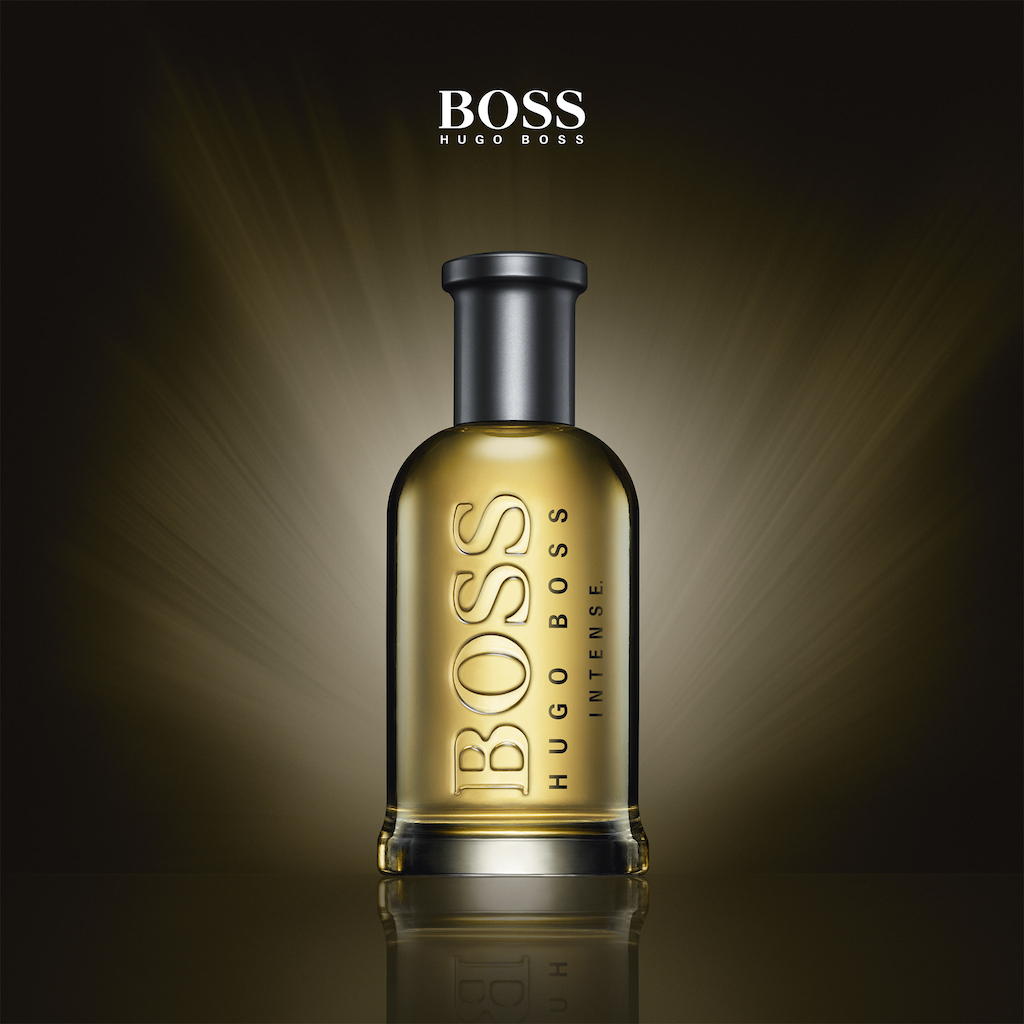 Axelremsväska Hugo Boss : Boss bottled intense eau de parfum hugo cologne a