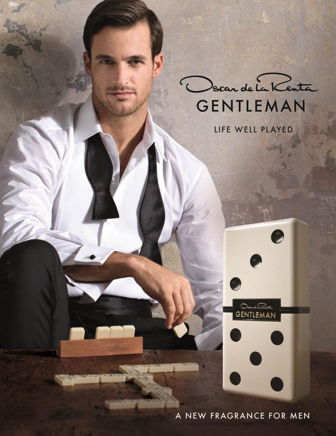 Gentleman Oscar De La Renta Cologne Un Nouveau Parfum
