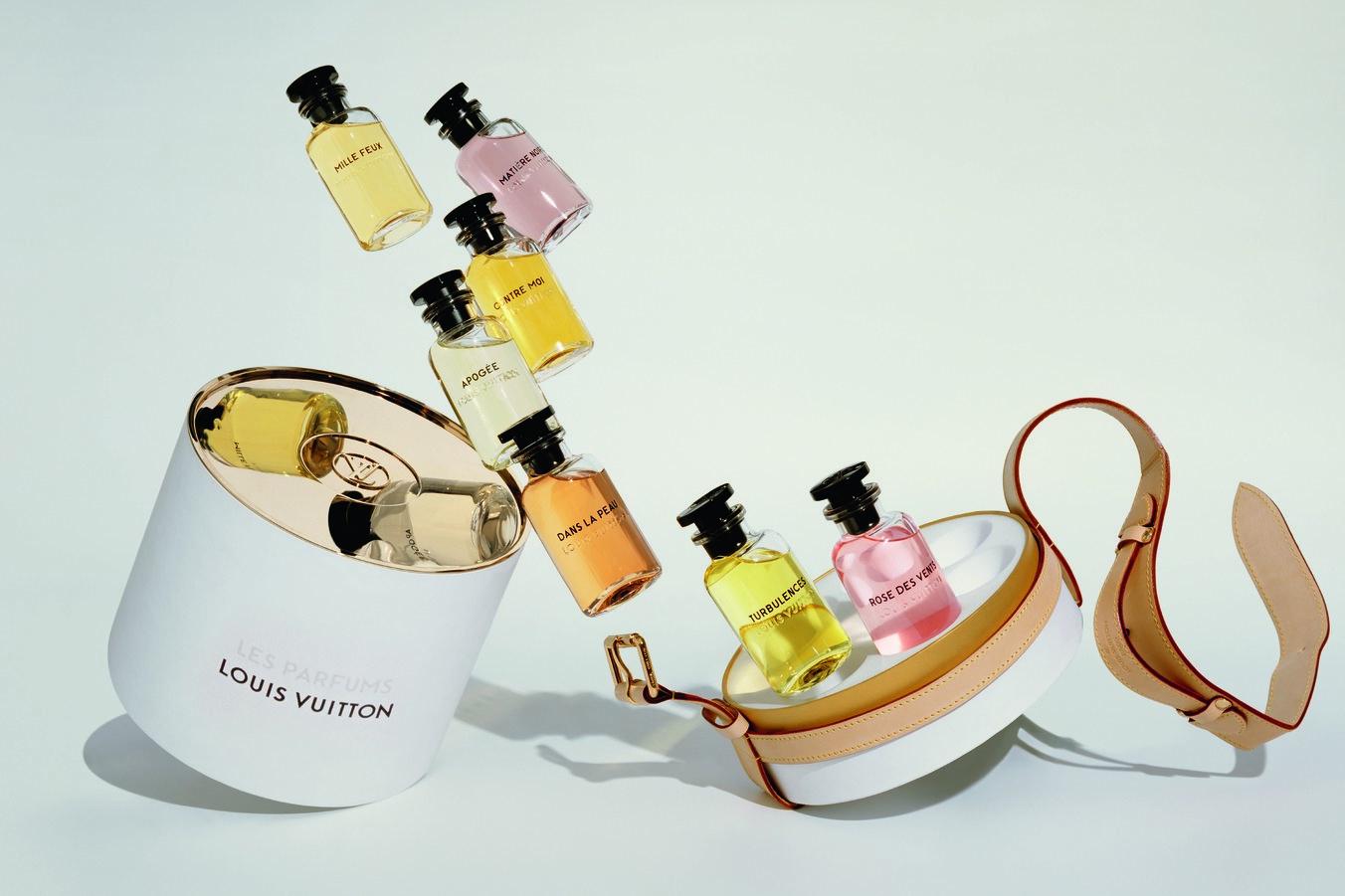 Dans La Peau Louis Vuitton Perfume A New Fragrance For