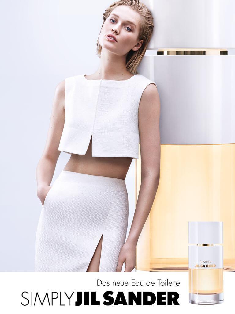simply jil sander eau de toilette jil sander perfume a. Black Bedroom Furniture Sets. Home Design Ideas