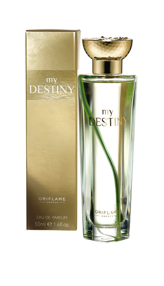 my destiny oriflame parfum un nouveau parfum pour femme 2016. Black Bedroom Furniture Sets. Home Design Ideas