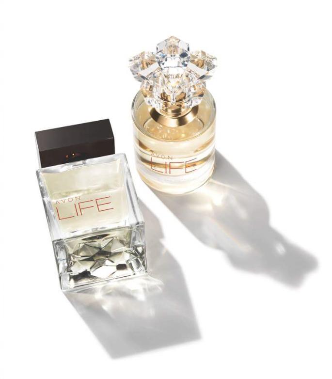 Avon Life By Kenzo Takada For Her Avon Perfume A New