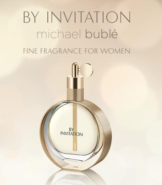 By invitation michael buble perfume a novo fragrncia feminino 2016 by invitation michael buble feminino imagens stopboris Choice Image