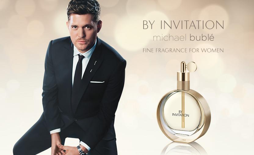 michael buble perfume
