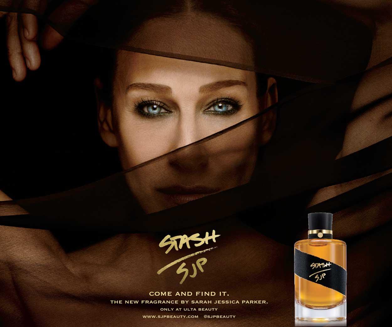 Stash SJP Sarah Jessica Parker perfume