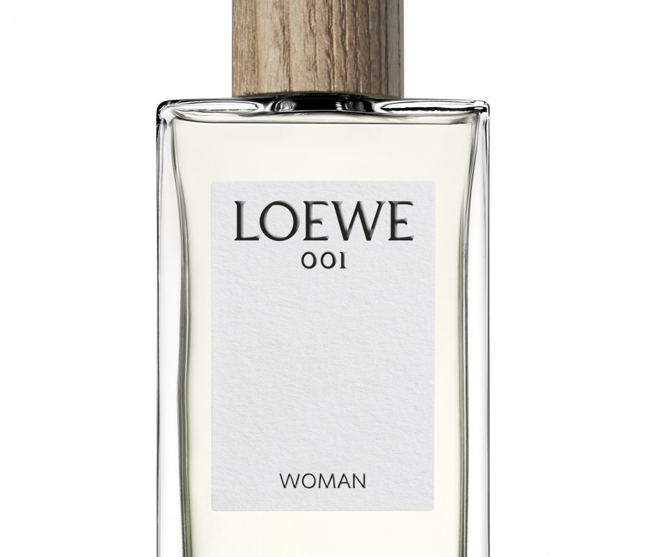 loewe 001 woman loewe perfume a new fragrance for women 2016. Black Bedroom Furniture Sets. Home Design Ideas