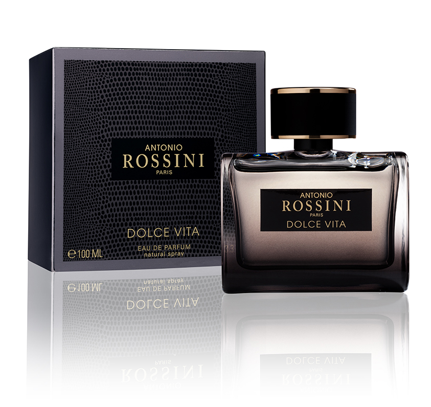 dolce vita antonio rossini cologne a new fragrance for men 2016. Black Bedroom Furniture Sets. Home Design Ideas