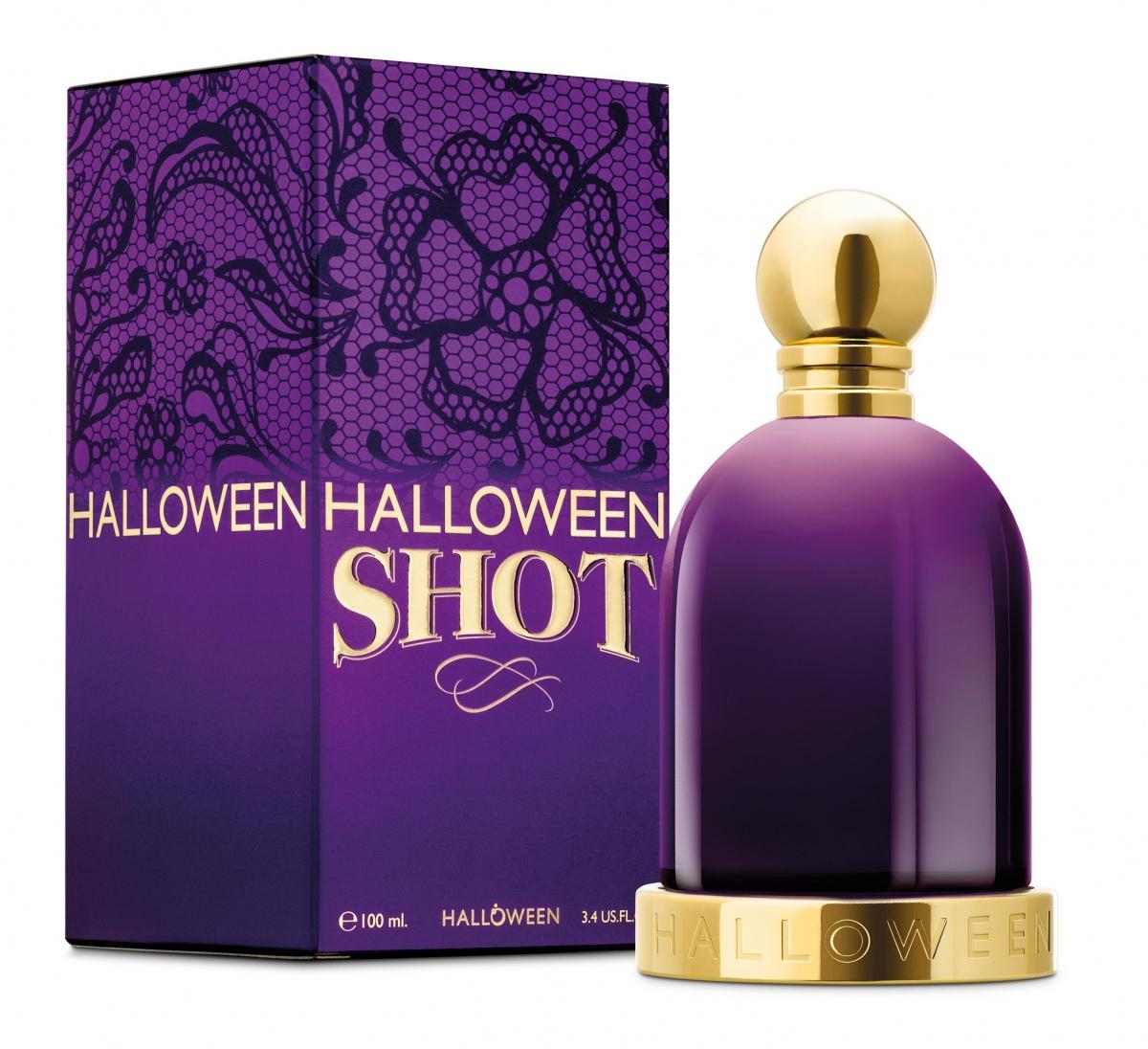 Perfume Halloween Tester: Halloween Shot Halloween Perfume