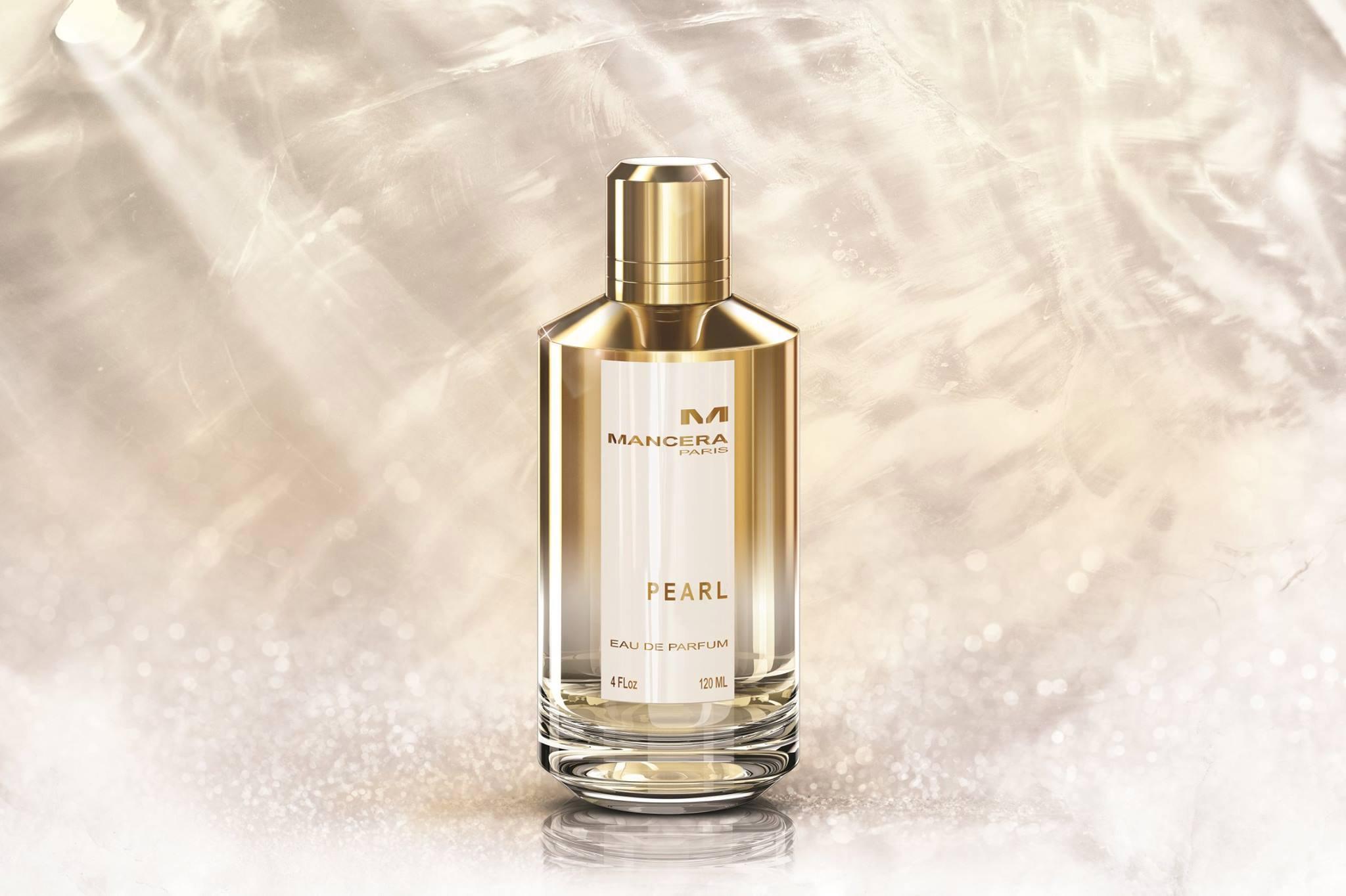 Pearl Mancera perfume - a new fragrance for women 2016