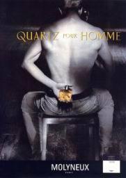 Resultado de imagem para Quartz Masculino Eau de Toilette da Molyneux