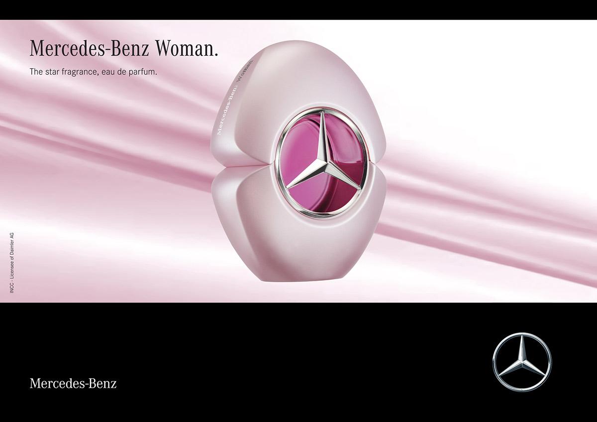 Mercedes benz woman mercedes benz perfume a new for Mercedes benz perfume price