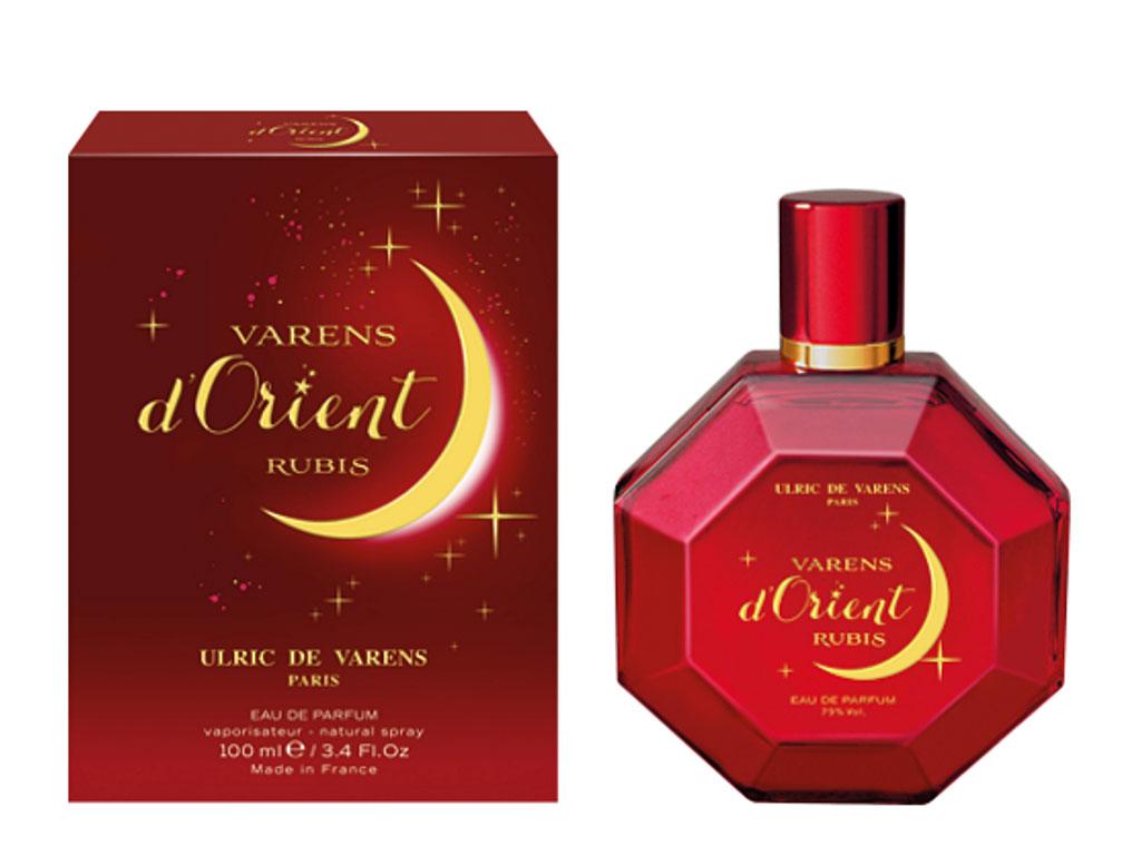 Varens d orient rubis ulric de varens perfume a new fragrance for women 2016 - Perfume ottomane ulric de varens ...
