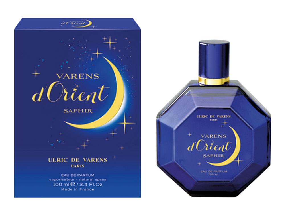 Varens d orient saphir ulric de varens perfume a new fragrance for women 2016 - Perfume ottomane ulric de varens ...