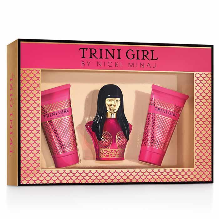 Trini Girl Nicki Minaj perfume - a new fragrance for women 2016