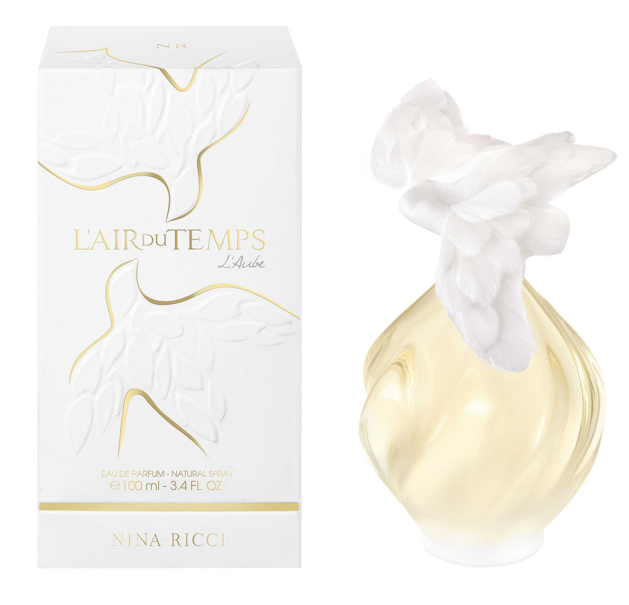 l 39 air du temps l 39 aube nina ricci perfume a new fragrance. Black Bedroom Furniture Sets. Home Design Ideas