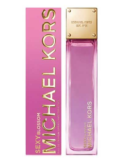 Sexy Blossom Michael Kors perfume