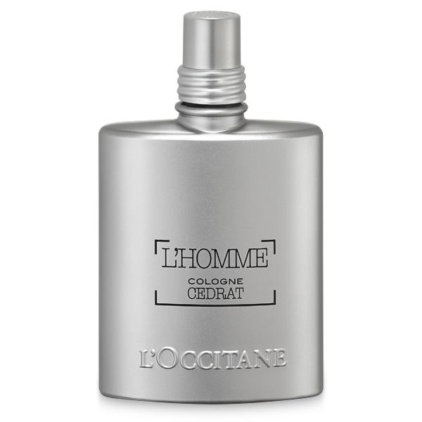 l 39 homme cologne cedrat l 39 occitane en provence cologne un nouveau parfum pour homme 2016. Black Bedroom Furniture Sets. Home Design Ideas