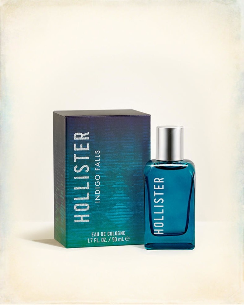 indigo falls hollister cologne un nouveau parfum pour homme 2016. Black Bedroom Furniture Sets. Home Design Ideas