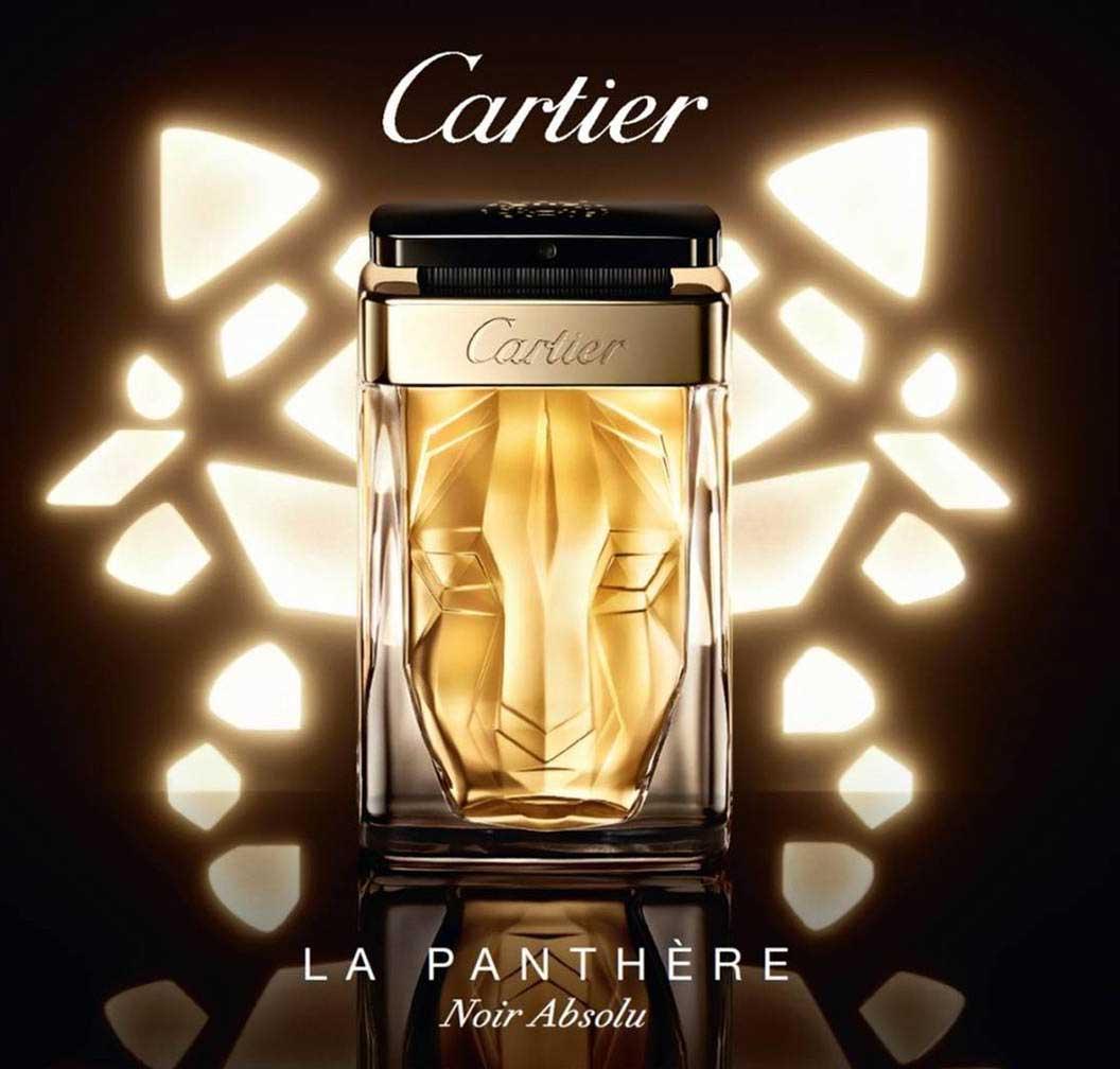 Parfum Panthere Cartier La Femme vNw80mn