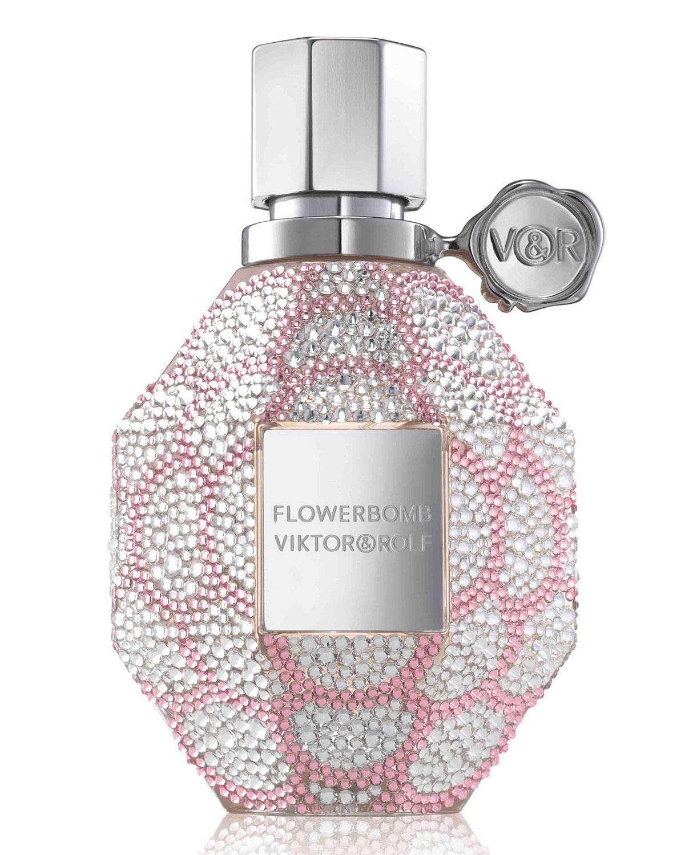 Flowerbomb Swarovski Edition 2016 Viktor&Rolf perfume - a ...