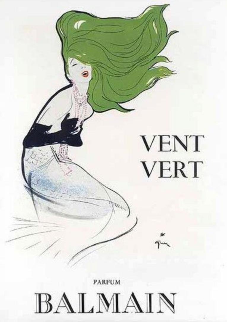 Vent Vert Pierre Balmain Parfum Un Parfum Pour Femme 1999