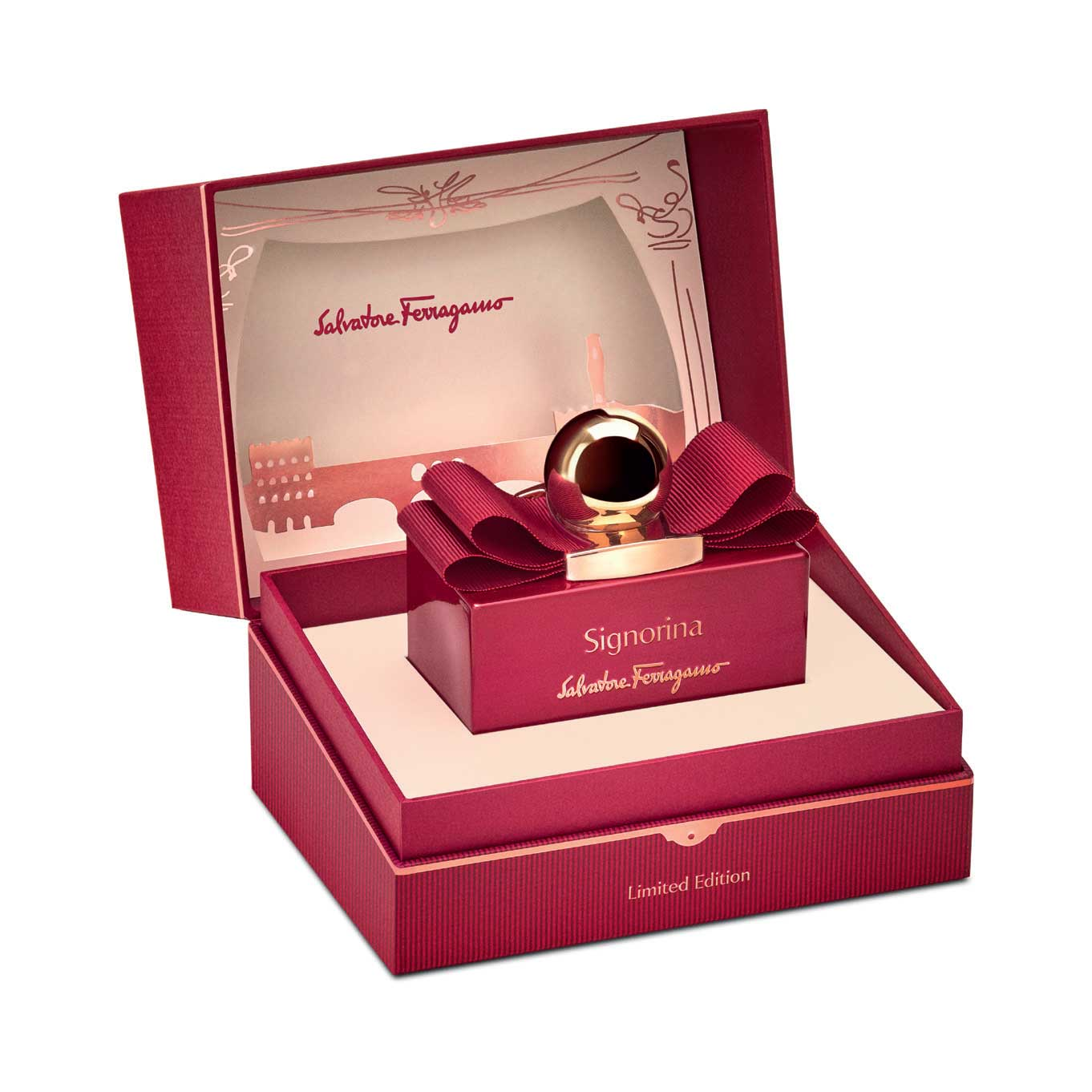 signorina in rosso salvatore ferragamo perfume a new fragrance for women 2016. Black Bedroom Furniture Sets. Home Design Ideas