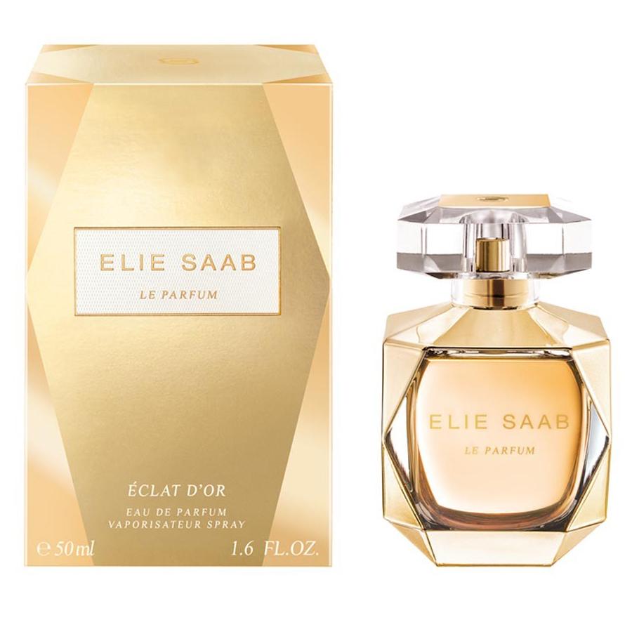 le parfum eclat d 39 or elie saab parfum un nouveau parfum pour femme 2016. Black Bedroom Furniture Sets. Home Design Ideas