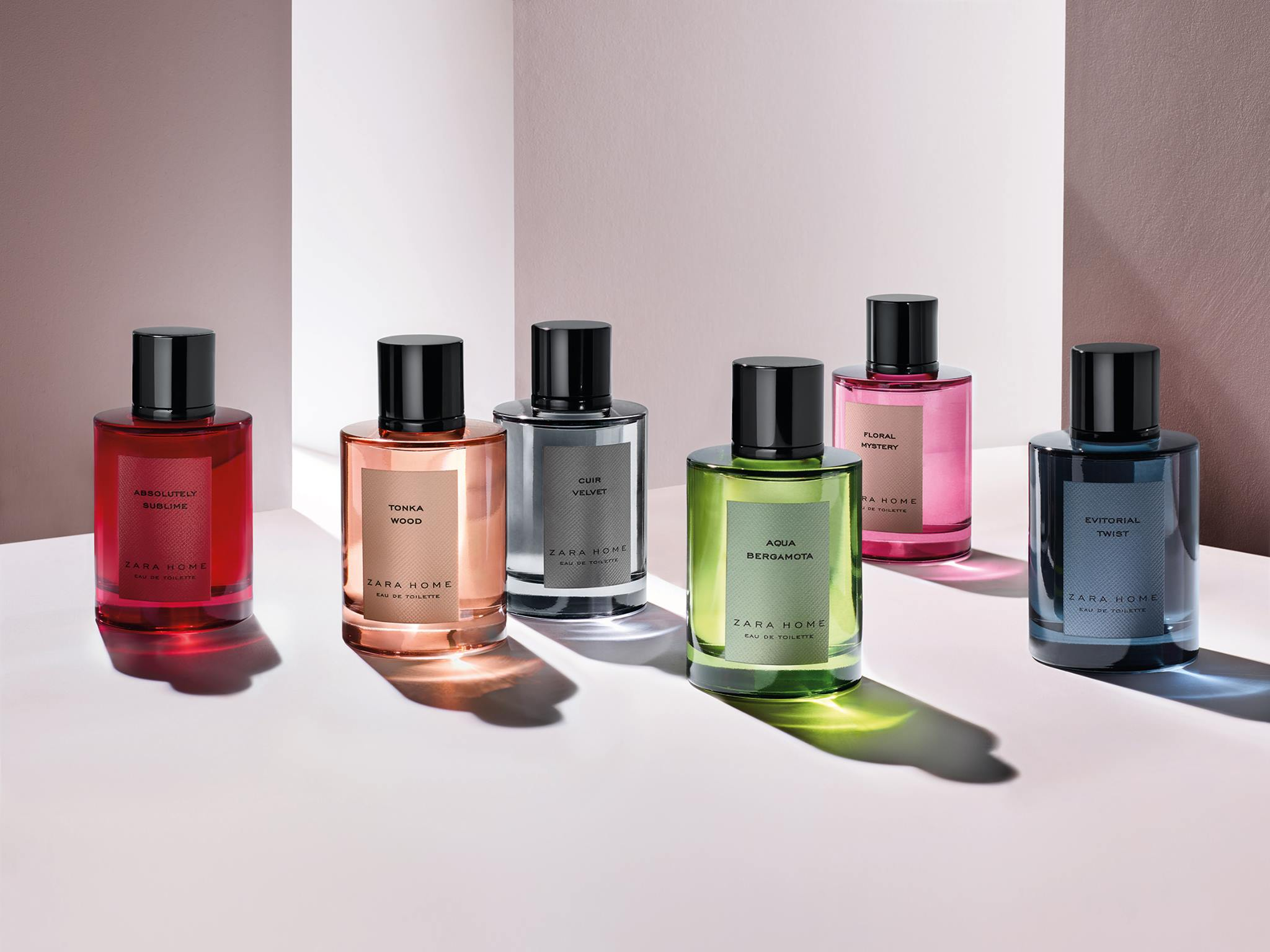 Tonka Wood Zara Home perfume - a new fragrance for women and men 2016