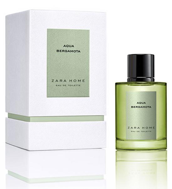 perfume zara home