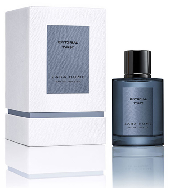 Evitorial Twist Zara Home Perfume A New Fragrance For