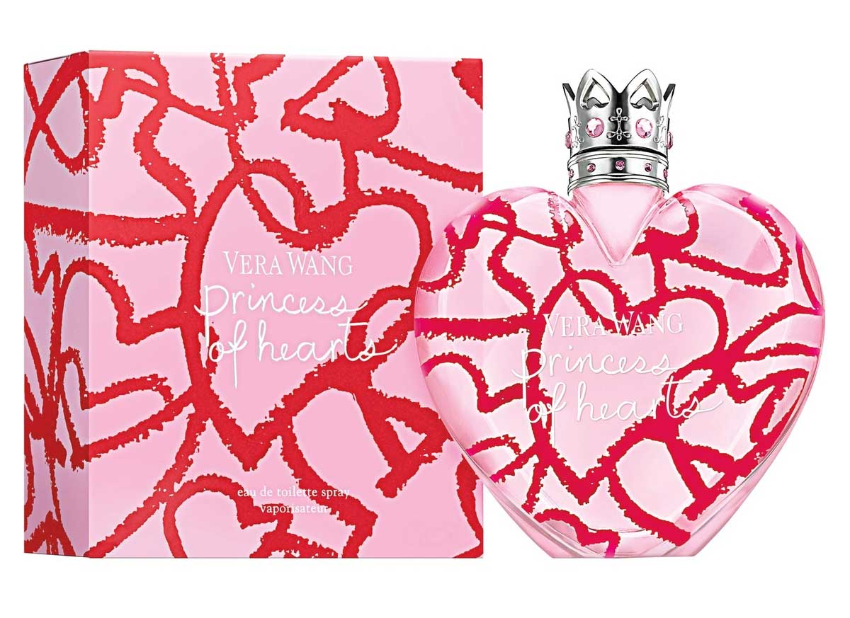 princess of hearts vera wang perfume a new fragrance for women 2017
