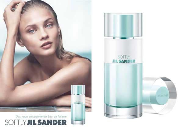 softly jil sander jil sander perfume a new fragrance for. Black Bedroom Furniture Sets. Home Design Ideas