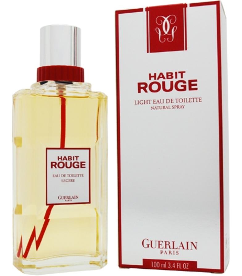 habit rouge l g re guerlain cologne a fragrance for men 2005. Black Bedroom Furniture Sets. Home Design Ideas