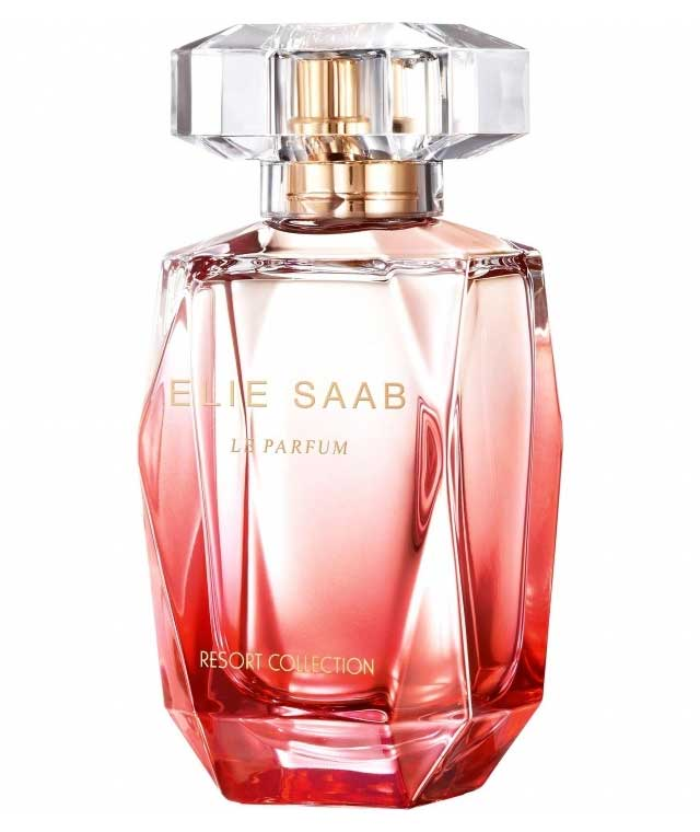 le parfum resort collection 2017 elie saab perfume a. Black Bedroom Furniture Sets. Home Design Ideas