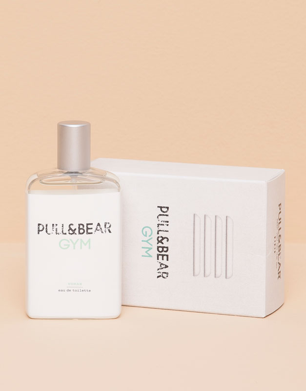 gym woman pull and bear parfum un nouveau parfum pour. Black Bedroom Furniture Sets. Home Design Ideas