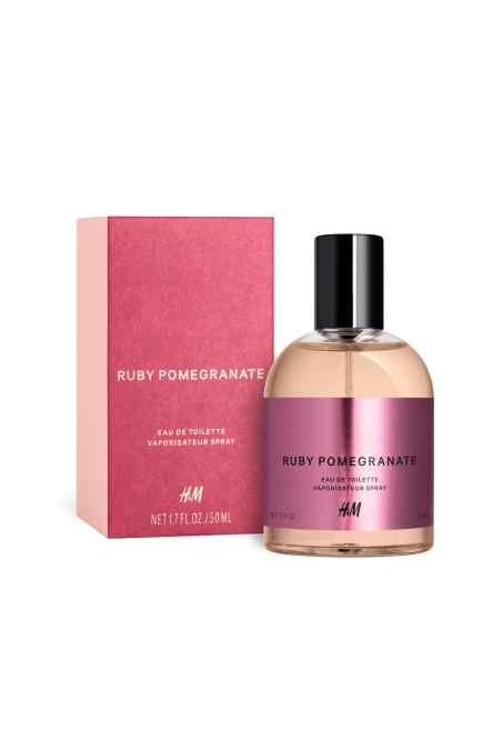 ruby pomegranate hm parfum un nouveau parfum pour femme 2016. Black Bedroom Furniture Sets. Home Design Ideas