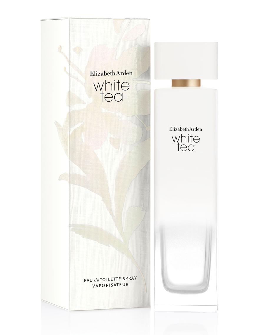 White Tea Elizabeth Arden Perfume A New Fragrance For
