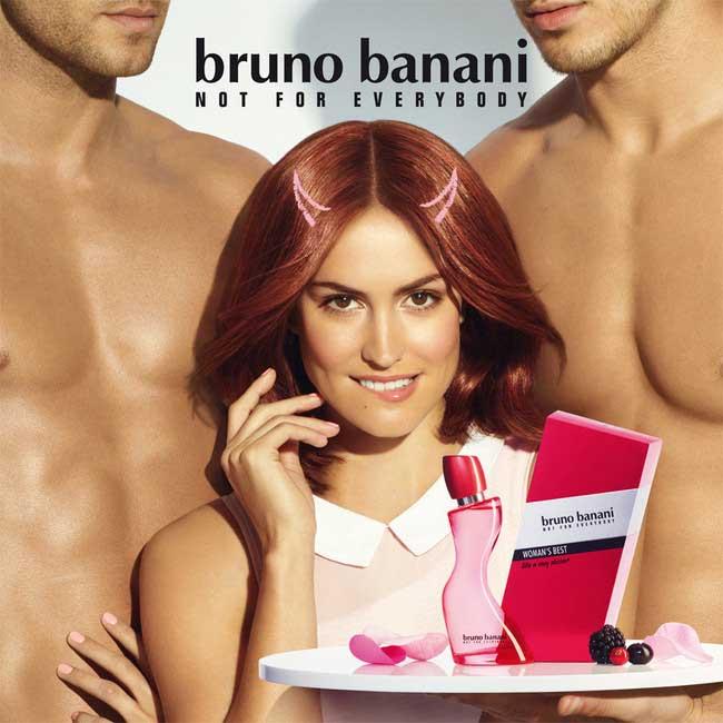 woman 39 s best bruno banani parfum ein neues parfum f r. Black Bedroom Furniture Sets. Home Design Ideas