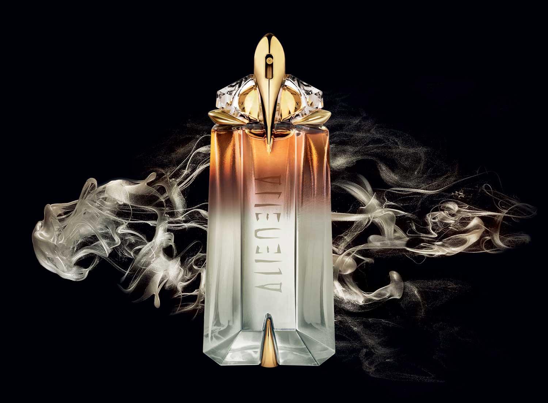 alien musc mysterieux mugler perfume a new fragrance for. Black Bedroom Furniture Sets. Home Design Ideas