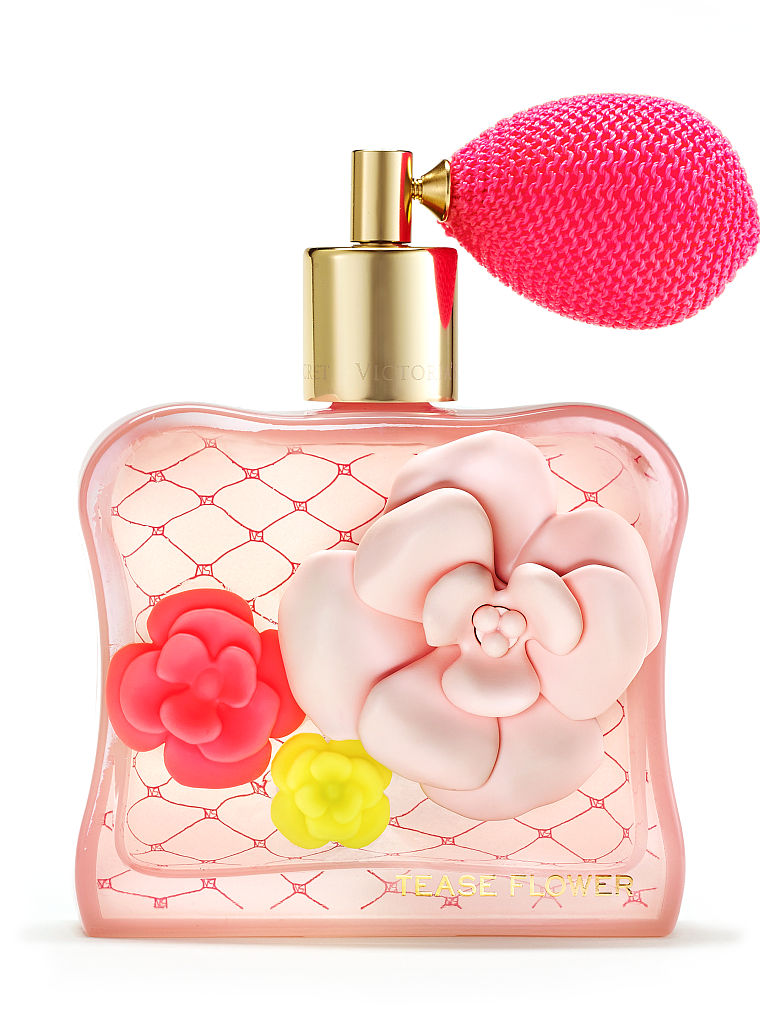 Tease Flower Victoria S Secret Perfume A New Fragrance