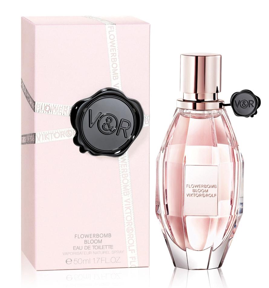 flowerbomb bloom viktor rolf perfume a new fragrance for women 2017. Black Bedroom Furniture Sets. Home Design Ideas