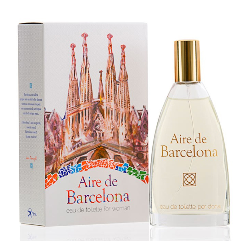 Aire de barcelona instituto espanol perfume a fragrance for women - Forlady barcelona ...