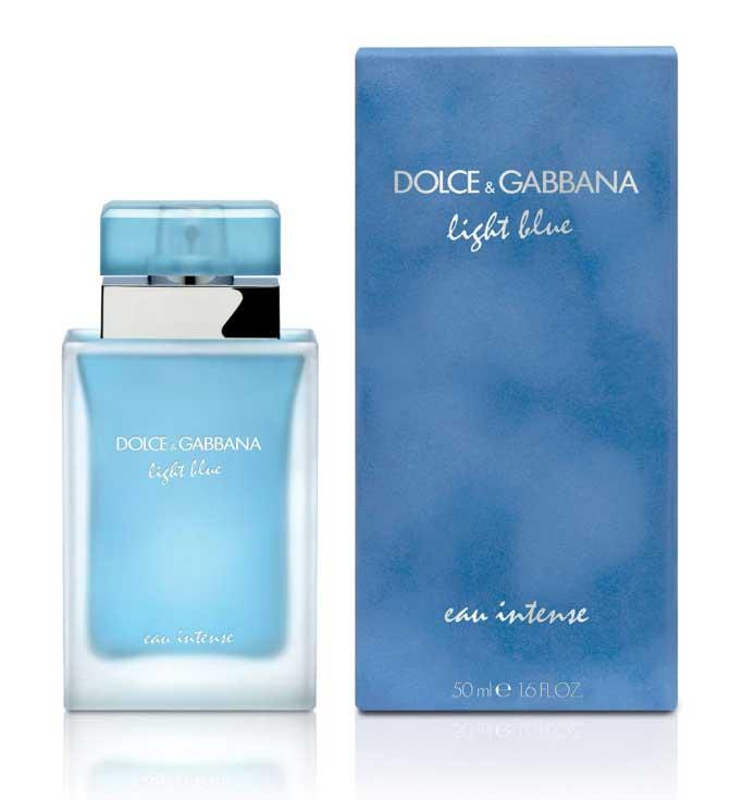 Light Blue Eau Intense Dolce Amp Gabbana Parfum Un Nouveau