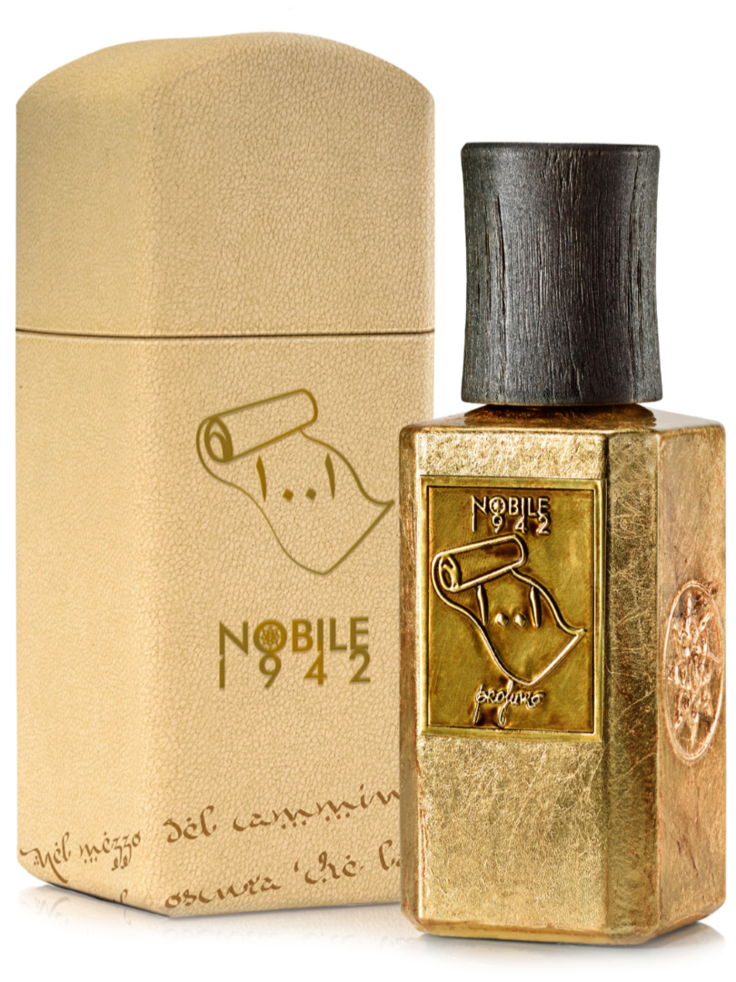 1001 Nobile 1942 perfume - a new fragrance for women and ...