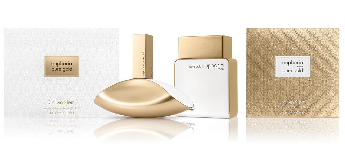 Calvin klein gold perfum