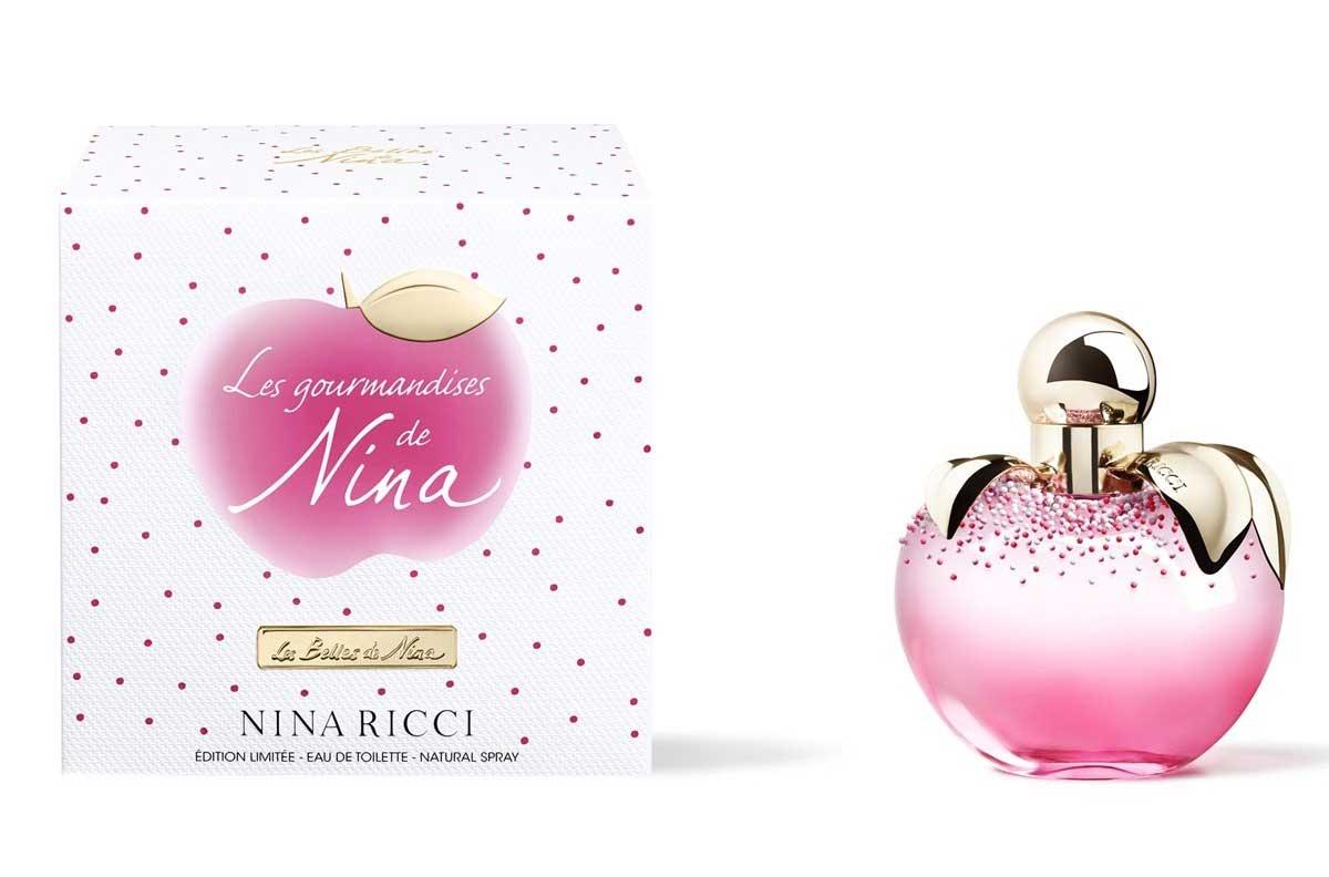 les gourmandises de nina nina ricci perfume a new. Black Bedroom Furniture Sets. Home Design Ideas