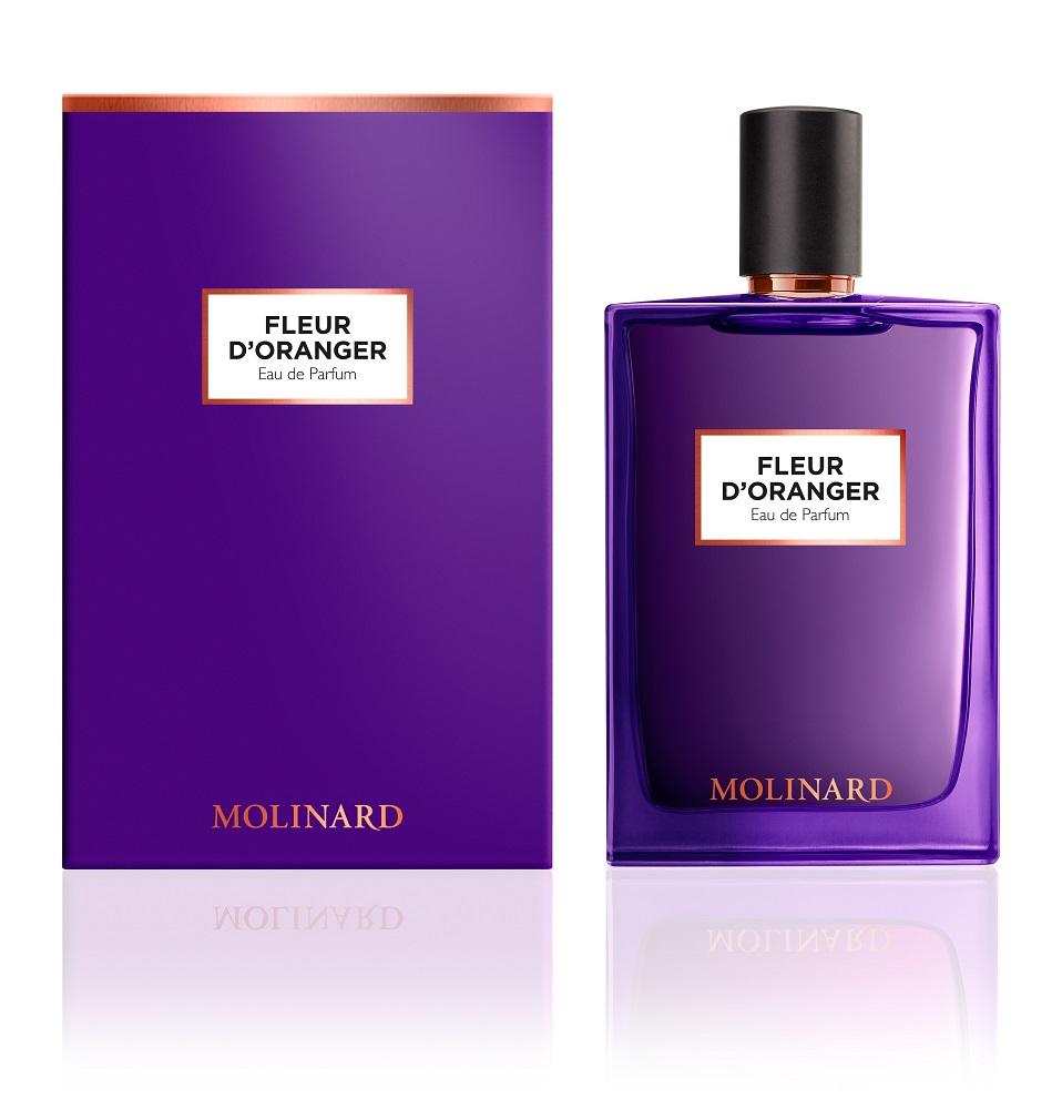 fleur d oranger eau de parfum molinard perfume a new fragrance for women and men 2017. Black Bedroom Furniture Sets. Home Design Ideas
